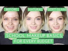 Acne coverage / school #makeuptutorial #backtoschool #howto
