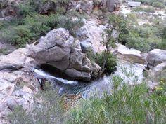 Meiringspoort- Waterfall