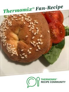 LCHF Bagels by CaraPaige. A Thermomix ® recipe in the category Breads & rolls on www.recipecommunity.com.au, the Thermomix ® Community.