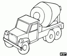 Bobcat Skid Steer Coloring Pages Kids Crafts Coloring