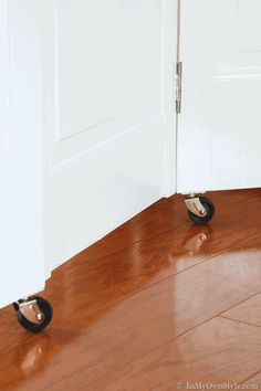 How-to-hang-bifold-or-sliding-doors-with-wheels