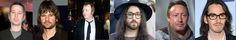 Beatle Sons : Jason Starkey, Zak Starkey, James McCartney, Sean Lennon, Julian Lennon and Dhani Harrison