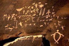 ~  Hopi petroglyphs ~