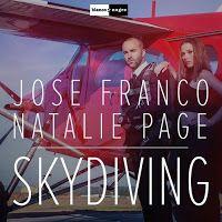 "RADIO   CORAZÓN  MUSICAL  TV: JOSE FRANCO & NATALIE PAGE: ""SKYDIVING"" [DANCE-MUS..."