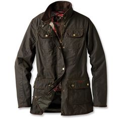 Barbour Morris Utility Jacket (with William Morris textile design in the liner)