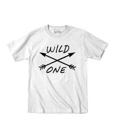 'Wild One' Tee