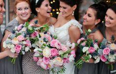 Rustic Winter Glam Wedding - Bella Paris Designs Bella Paris Designs