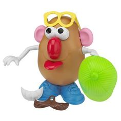 I only later learned that you originally had to use a real potato. By the 80s, that was no longer necessary.