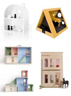 Modern Doll Houses