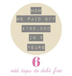 The Nester - How They Paid off $150k in 5 Years