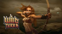 Wild Terra Online - онлайн игра жанра MMORPG играть сейчас бесплатно