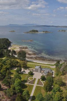 Heavenly holiday homes on the Scottish mainland | Countryside | Houses for sale, properties for sale - Country Life
