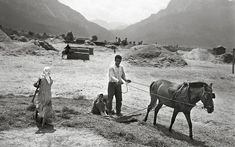 Greece Pictures, Yesterday And Today, The Good Old Days, Crete, Vintage Pictures, Farm Life, Athens, Old World, Old Photos