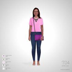 Traje de moda hecho por Keyling usando ropa de Nordstrom, Amazon Fashion, Joy The Store, Call It Spring, Topshop. Estilo hecho en Trendage