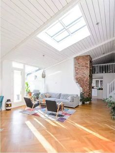 Room in a penthouse loft, great location - Huoneistot vuokrattavaksi in Helsinki