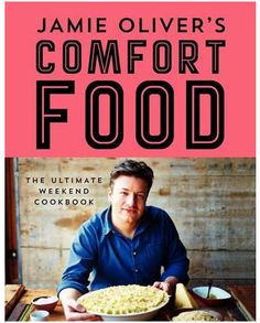 """""""Jamie Oliver's comfort food : the ultimate weekend cookbook"""" / by Jamie Oliver """"This beautiful book contains the chef's most scrumptious, gratifying, new, and exciting recipes in the wonderful world that is comfort food. Jamie Oliver Comfort Food, Jaime Oliver, Vegetarian Lasagna Recipe, Cookbook Pdf, How To Cook Ham, New Cookbooks, Kids Nutrition, Slow Cooker Recipes, Gourmet"""