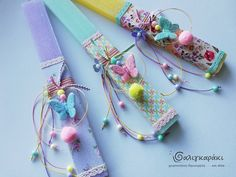 Easter Decor, Easter Ideas, Candles, Handmade, Easter Activities, School, Hand Made, Candy, Candle Sticks