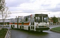 Crown_Ikarus-286 of Tri-Met, Portland