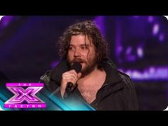 "Josh Krajcik's audition for the X Factor - ""At Last""...Etta James.  Mind Blowing!!  And THIS is where it all began!"