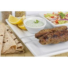 Buy Ingredients for Seekh Kebab online from Spices of India - The UK& leading Indian Grocer. Free delivery on Seekh Kebab Ingredients (conditions apply). Seekh Kebab Recipes, Seekh Kebabs, Indian Food Recipes, Ethnic Recipes, Ramadan Recipes, Fresh Coriander, Garam Masala, Curries, Curry Recipes