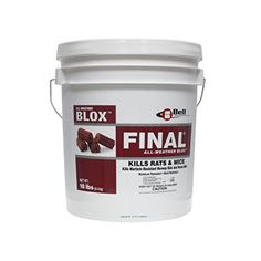 Final Blox Rodenticide 18 lb pail BELL1017 ** Details can be found by clicking on the image.
