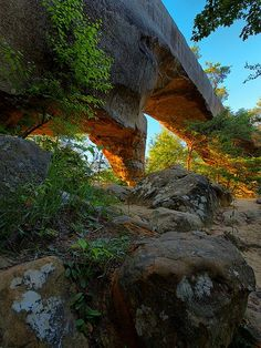 Sky Bridge Red River Gorge Geological Area Daniel Boone National Forest Kentucky