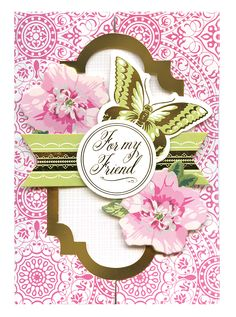 Anna Griffin Fantastic Flips Card Making Kit