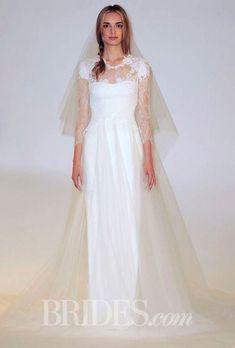 Tendance Robe du mariée  2017/2018  Brides.com: Marchesa  Fall 2014  | Photo: Mateo Volta/ImaxTree.com