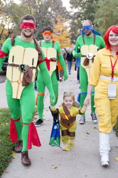 AWESOME Justice League or Super Hero Family Halloween Costume ...