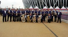 Grimethorpe Colliery Brass Band 2014 - Sheffield City Hall