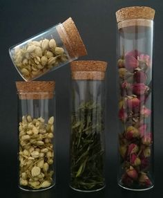 Glass jars with cork lids. Various sizes. Can be sold blank or with imprint. Ships worldwide anywhere. Email sales@luscangroup.com for a quote. Glass Jars, Cork, Ships, Quote, Canning, Products, Quotation, Boats, Ship
