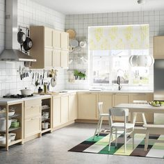 It's time to create the dream kitchen that fits your style and your budget! The frames, the doors, the hinges and the drawers of IKEA SEKTION kitchens were all designed to give you the freedom to create the kitchen that's perfect for you.
