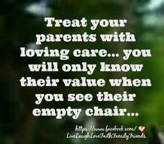 Parents are priceless
