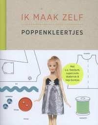 Ik Maak Zelf Poppenkleertjes--boek cover voorzijde