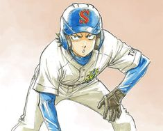 Kuramochi Youichi - Daiya no Ace