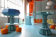 La Maison des Petits / House for the Little Ones - Archkids. Arquitectura para niños. Architecture for kids. Architecture for children.
