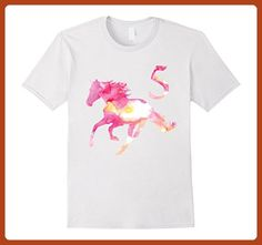 Mens Kids 5th Birthday Horse Gift T-Shirt for 5 Year Old Girls 3XL White - Birthday shirts (*Partner-Link)
