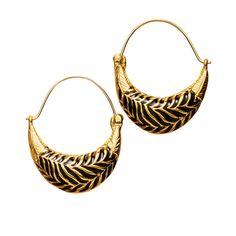 Etruscan Fibulae Earrings
