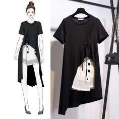 Korean Fashion – How to Dress up Korean Style – Designer Fashion Tips Korean Fashion Trends, Korean Street Fashion, Fashion Ideas, Fashion Blogs, Blog Couture, Teen Fashion, Womens Fashion, Fashion Edgy, Cheap Fashion