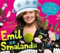 Emil ze Smalandii. Książka audio CD MP3