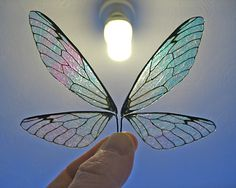 how to make fairy wings - Google Search
