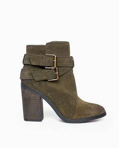 Olive Boot