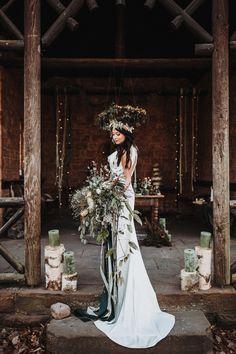 Wild & Green – Inspirationen für eure Boho Hochzeit | Hochzeitsblog The Little Wedding Corner