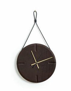 Lovewood læder ur