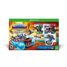 For that Skylander player in the family! <h2>Product Features</h2><br>   Drive into battle to save Skylands from Kaos' most evil weapon yet - the Doomstation of Ultimate Doomstruction - with Skylanders SuperChargers   Starter Pack incl...