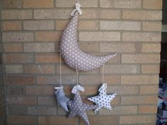 Mobil mond  baby mobile Mobiles, Etsy, Worth It, Mobile Phones