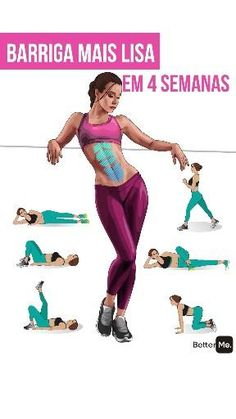 Fitness Workouts, Gym Workout Videos, Gym Workout For Beginners, Fitness Workout For Women, At Home Workouts, Body Fitness, Health Fitness, Fitness At Home, Workout At Home