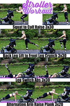 Stroller Workout with BOB Duallie and Onzie- great postpartum workout you can do with baby Happily Hughes After Baby Workout, Post Baby Workout, Post Pregnancy Workout, Mommy Workout, Workout For Moms, Pregnancy Exercise Classes, Pregnancy Fitness, Fit Pregnancy, Pregnancy Fashion