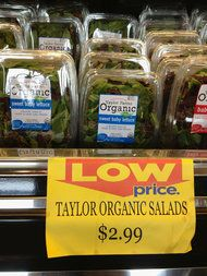 Taylor Farms, the large vegetable producer whose salad mix has been linked to hundreds of sickened people in 22 states, has had an unusual number of voluntary recalls for potentially tainted products in the last three years.   Cyclospora cayetanensis, a parasite that is transmitted through feces.