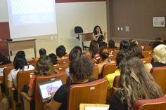 I Semana de Metodologia & Produção Científica - 2016 (Profa. Dra. Rita Vieira).